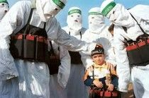 Training children to be suicide bomber